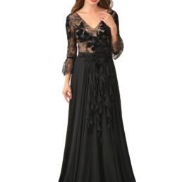 Rochie de gală din dantelă