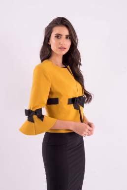 Compleu format din sacou și rochie
